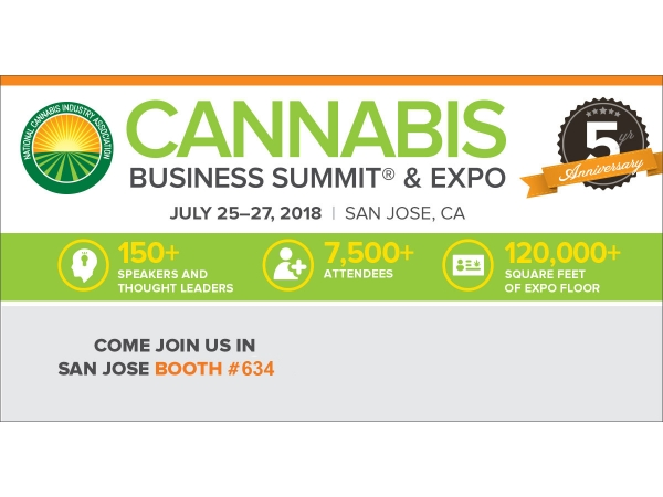 SAN JOSE, CA  CANNABIS BUSINESS SUMMIT & EXPO